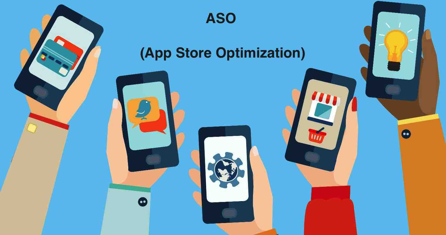 aso app store optimization services