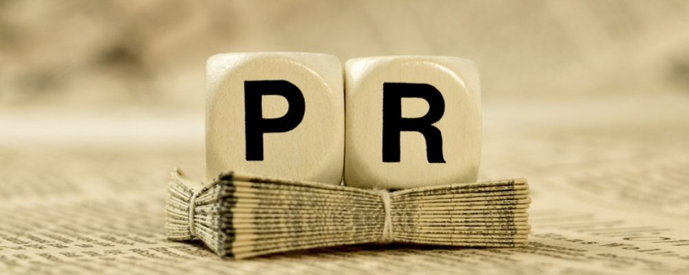 PR Public Relations services Newspaper