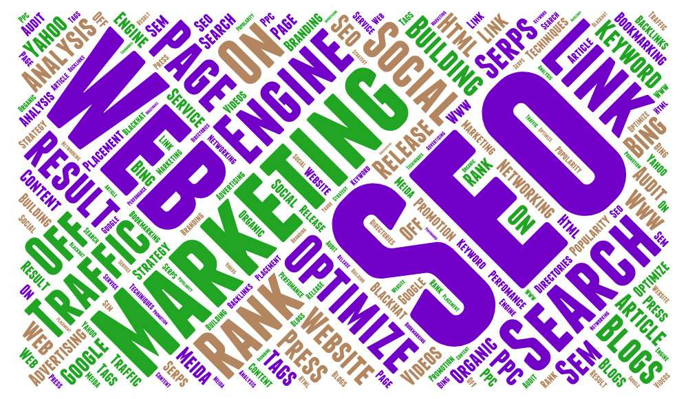 SEO Search Engine Optimization services Web