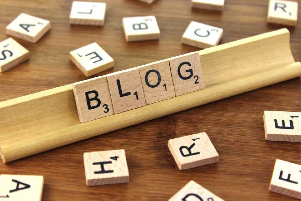 blog blogging content marketing