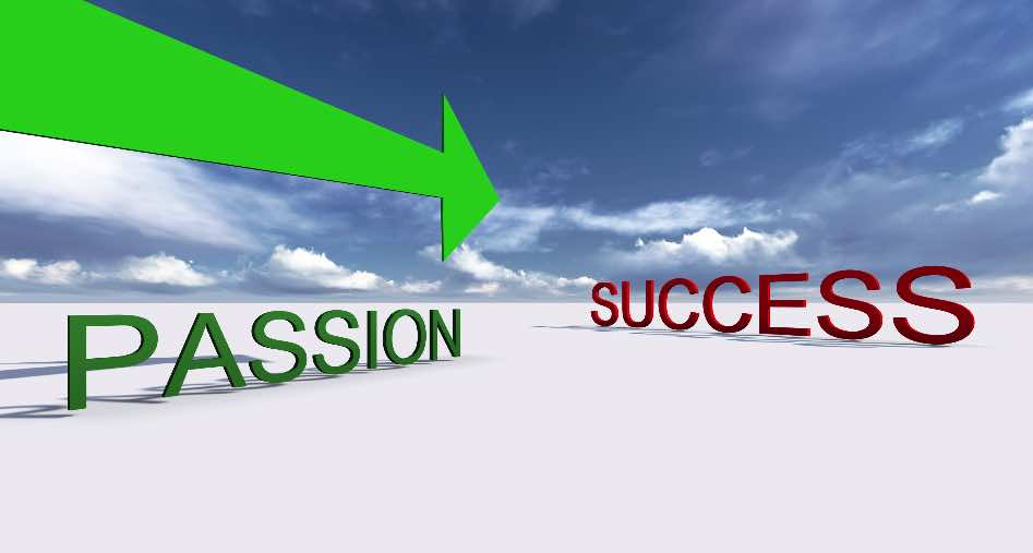 Passion Success Entrepreneur Entrepreneurship