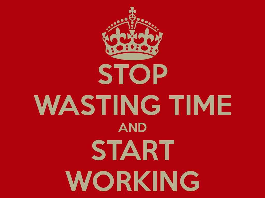 Time Management Entrepreneur Skills Stop Wasting
