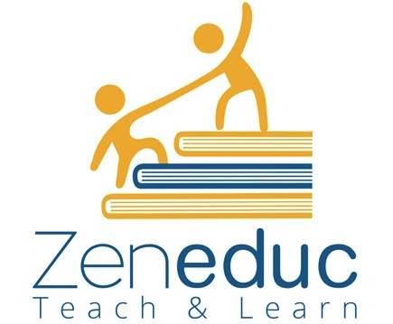 Zeneduc Teach Learn Kids Parents Logo
