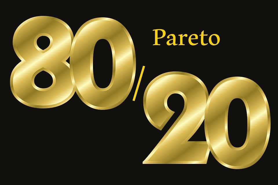 Pareto Principles 80 20