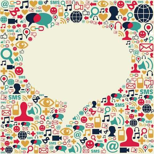 Social Media discussions