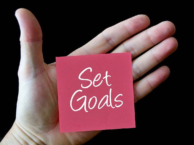 Set your Objectives and Goals